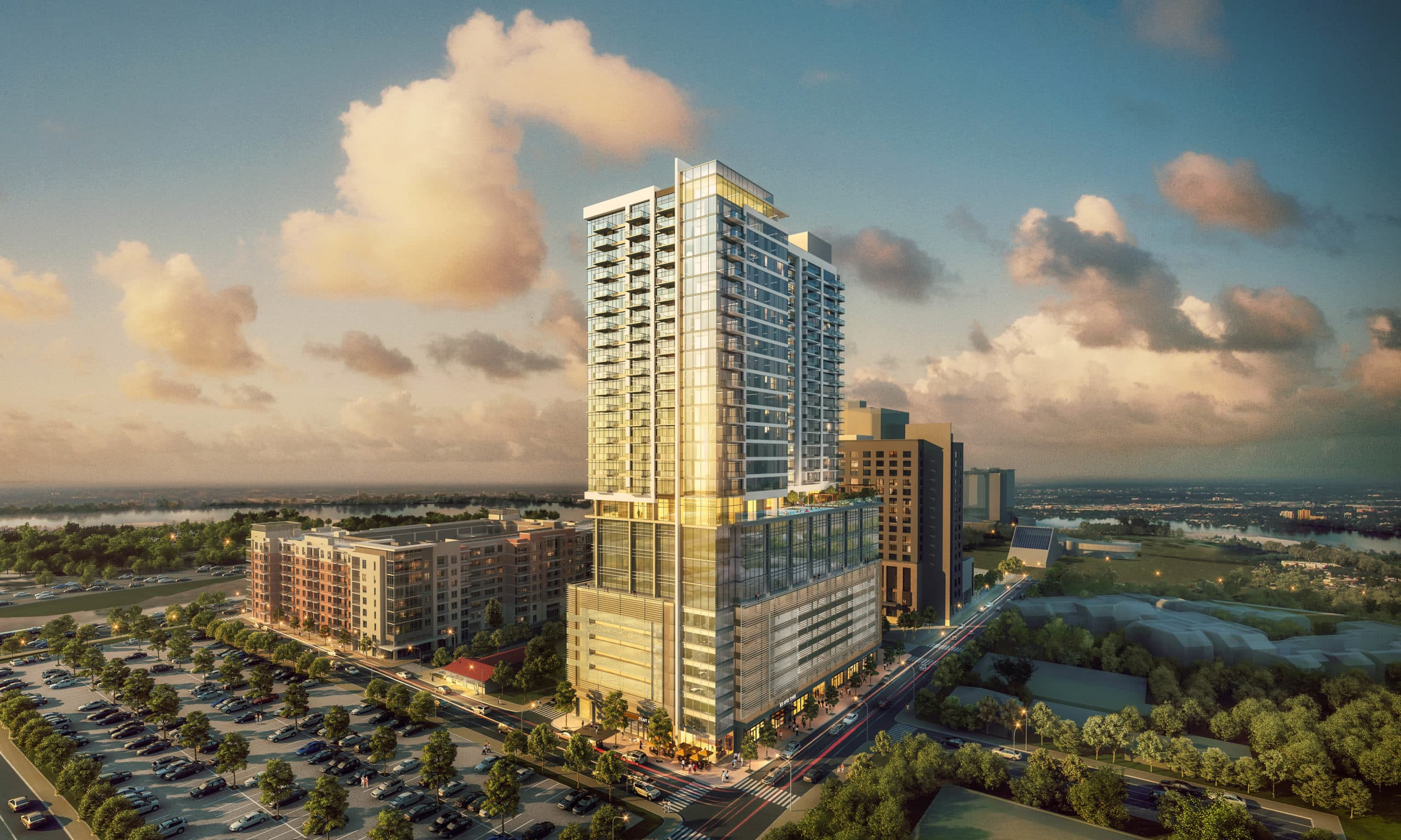 The Quincy | Downtown Austin Buildings 2021