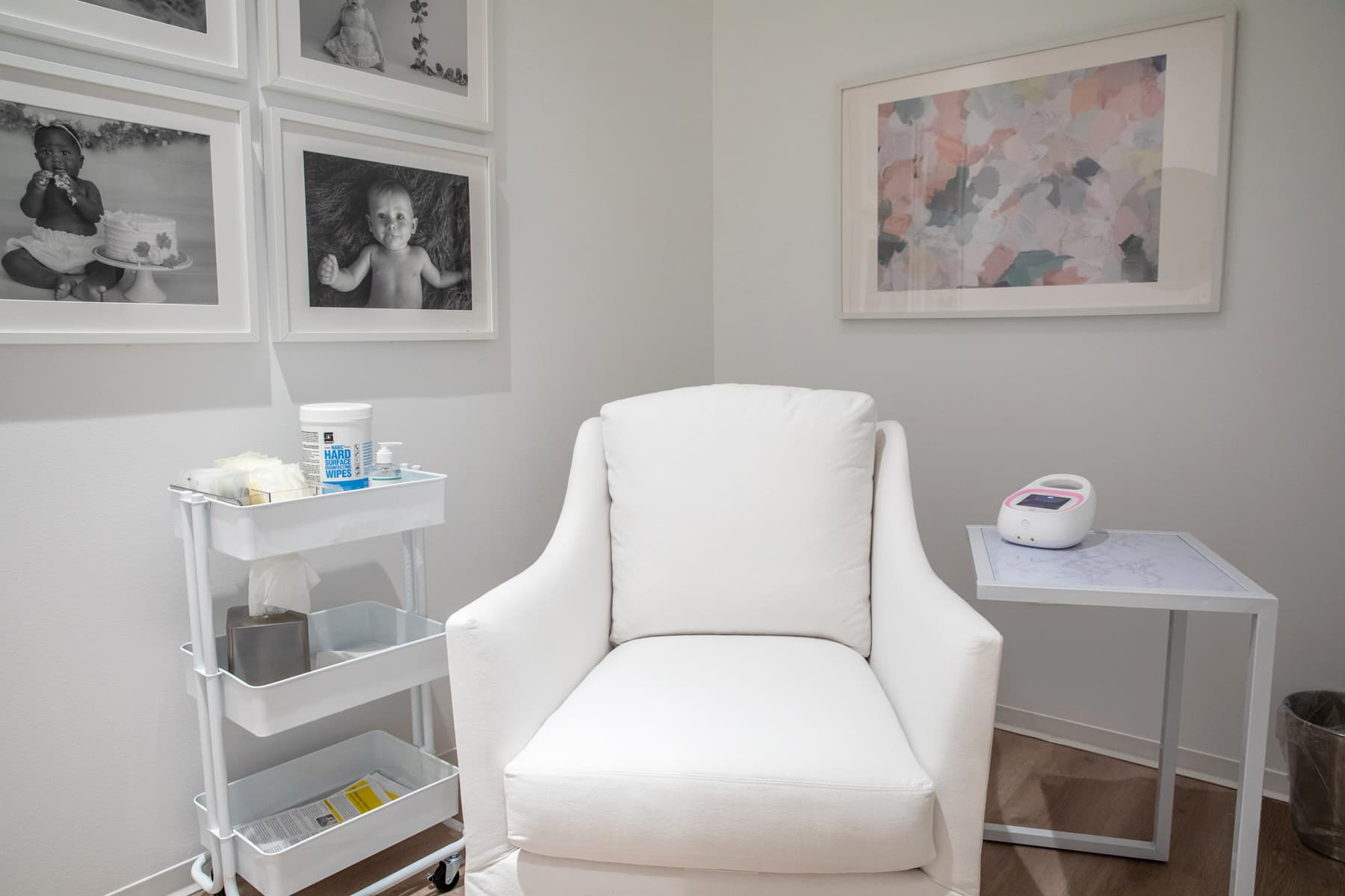 Third-Party Lactation Suite | Work & Mother