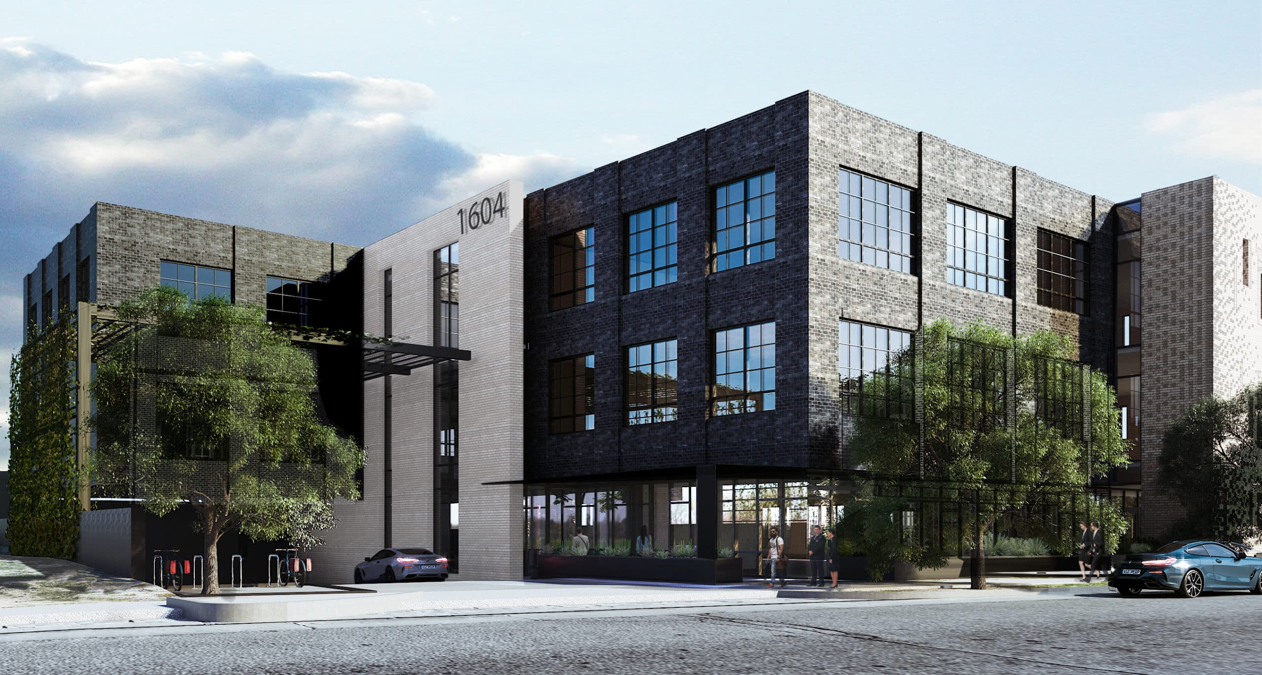 1608 W 5th St. | office projects central austin 2021