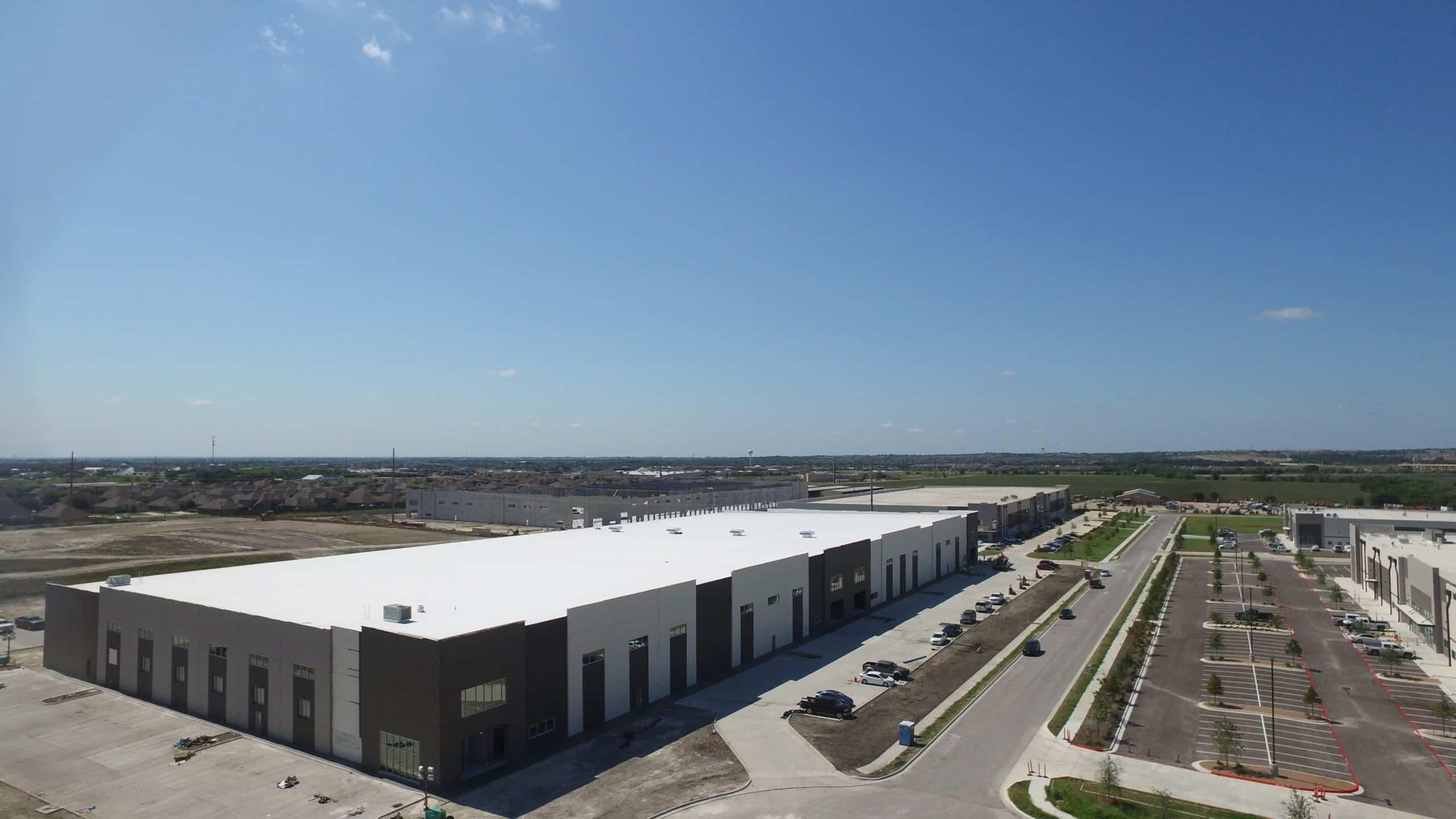 Hutto, Texas   Innovation Business Park