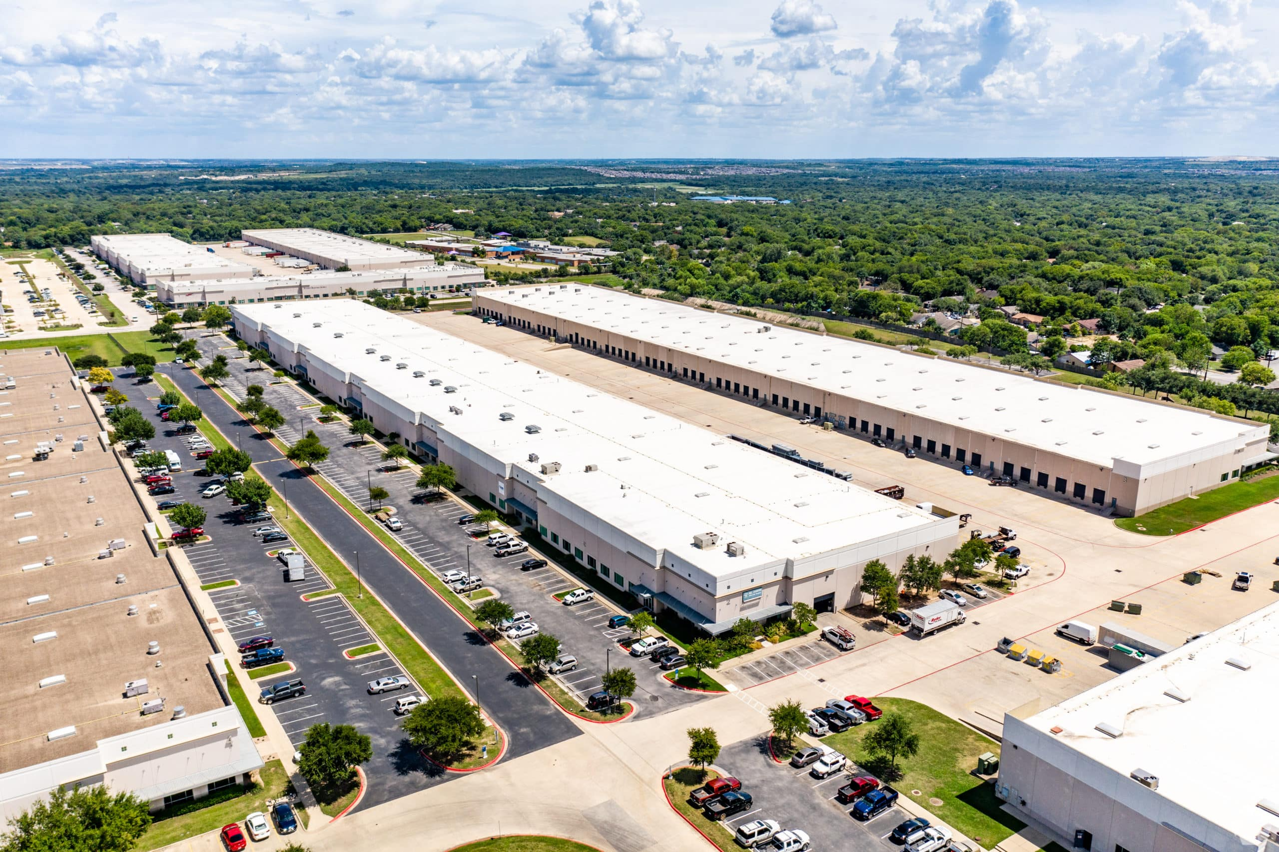 Southpark Commerce Center | Industrial Leases 2020