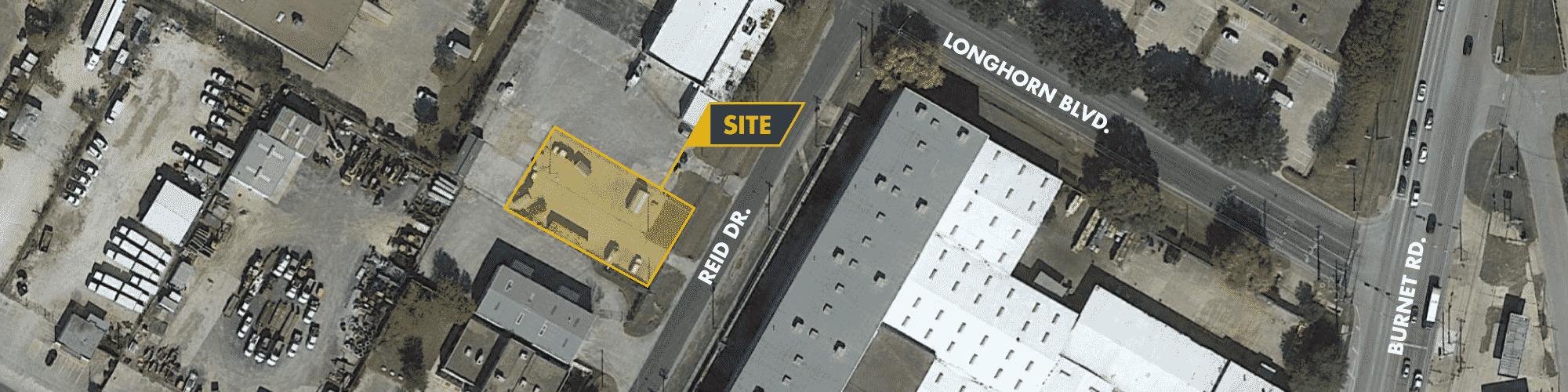 9410 Reid Drive Yard Space