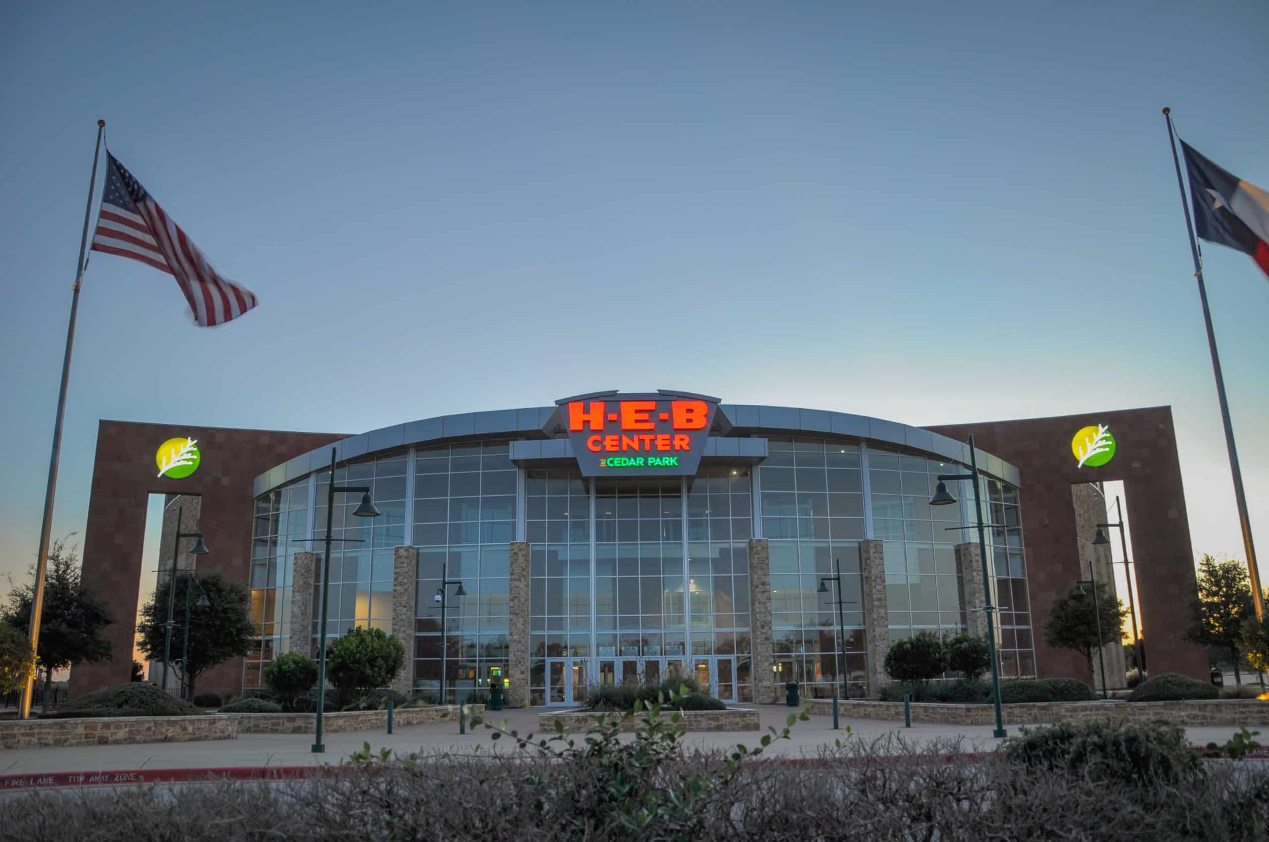 HEB Center | Cedar Park Texas