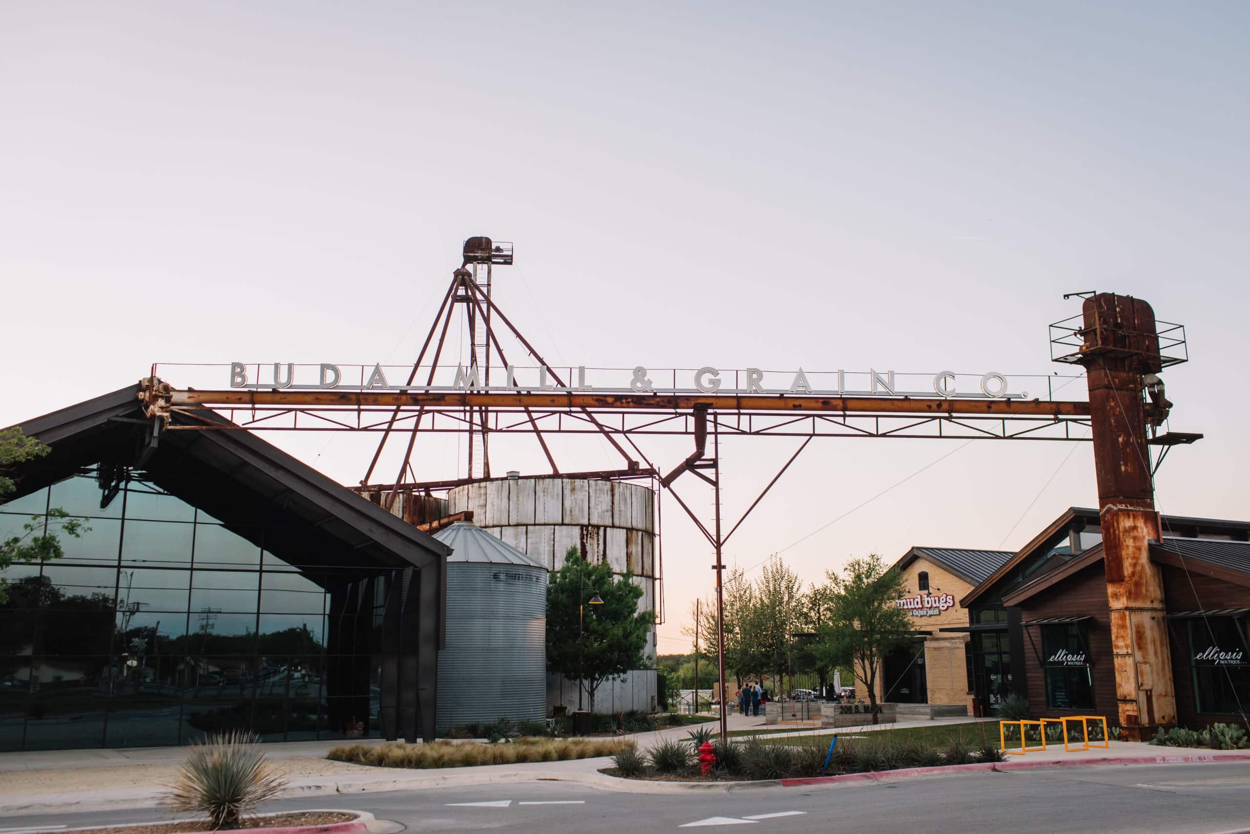 Buda Mill & Grain | Buda, Texas