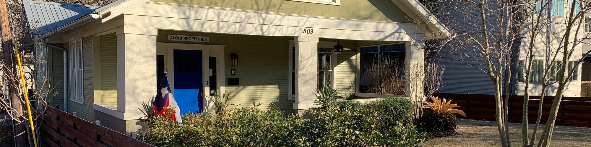509 Oakland Exterior