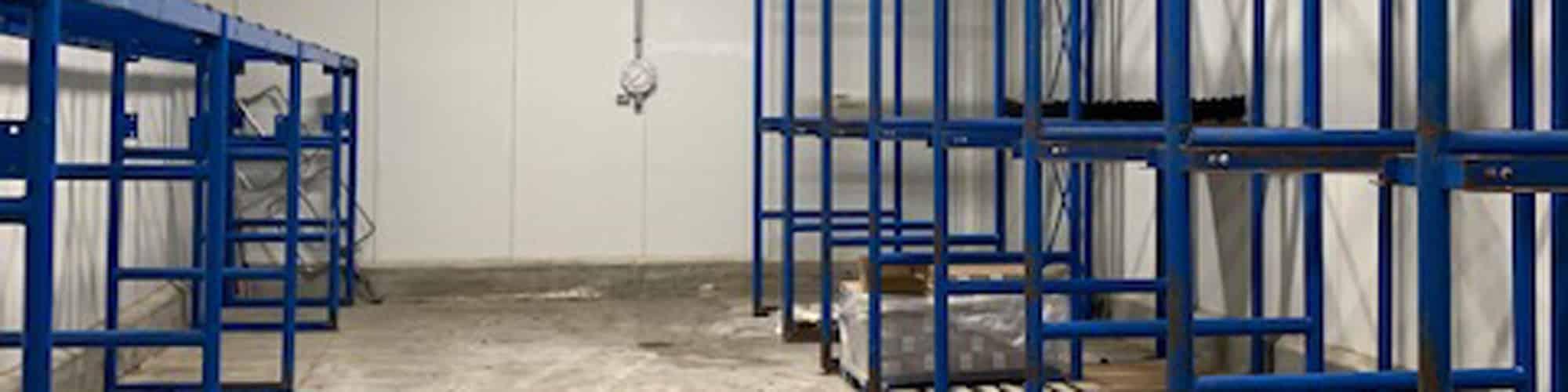 New Braunfels Food Processing & Cold Storage