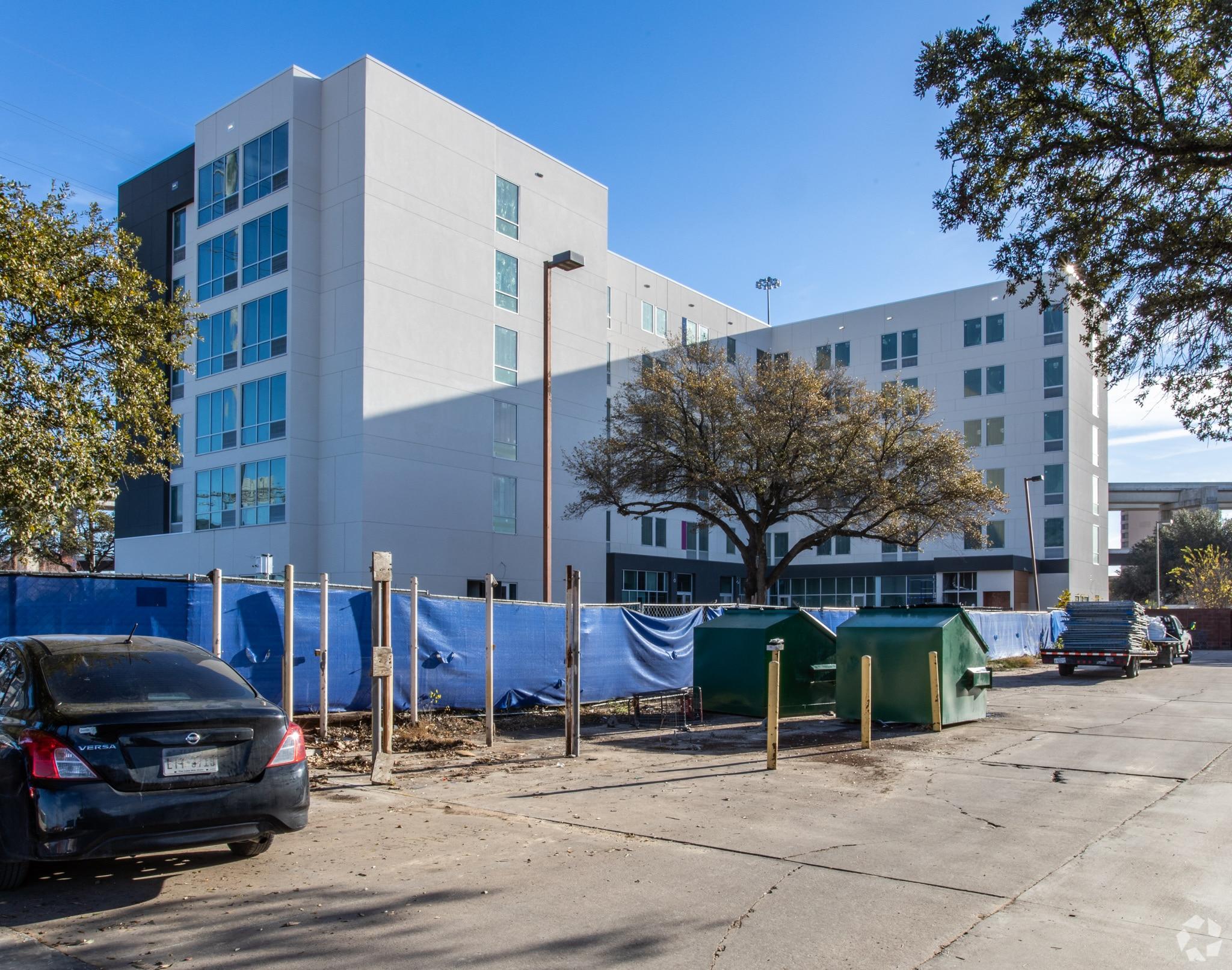 Aloft Hotel | South Austin Developments