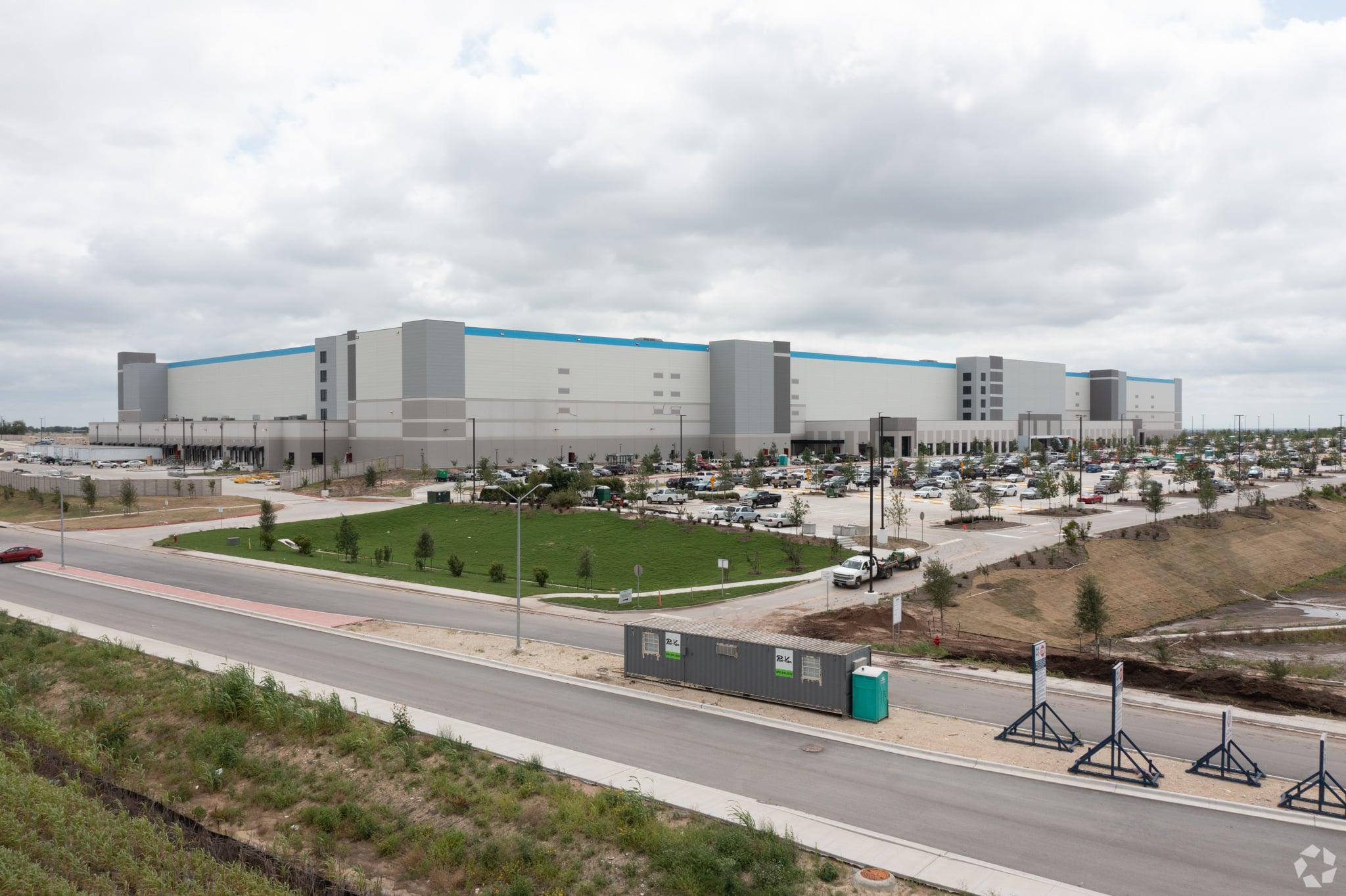 Project Charm, Amazon | Austin Industrial Developments