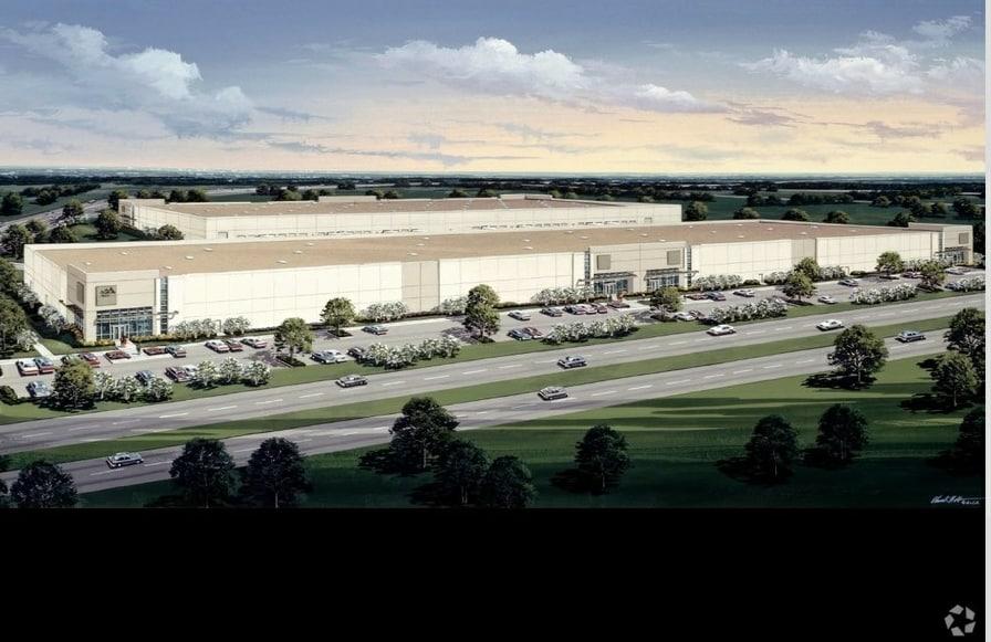 Springbrook Corporate Center | Austin Industrial Developments