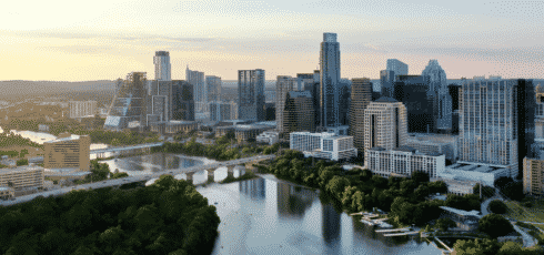 Austin Skyline | Austin or Miami