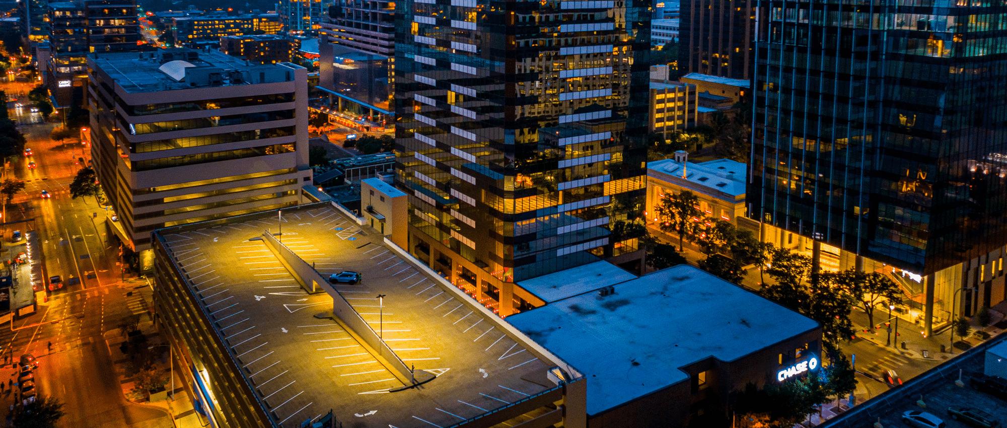 Parking in Downtown Austin